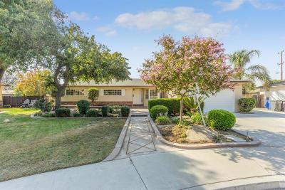 Kerman Single Family Home For Sale: 905 S Wooten Drive