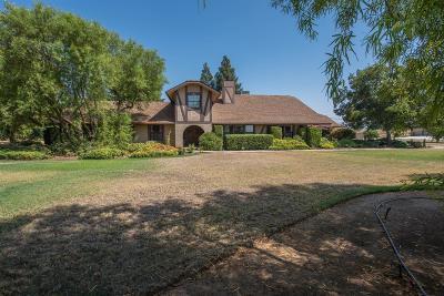 Reedley Single Family Home For Sale: 22664 Edgar Avenue