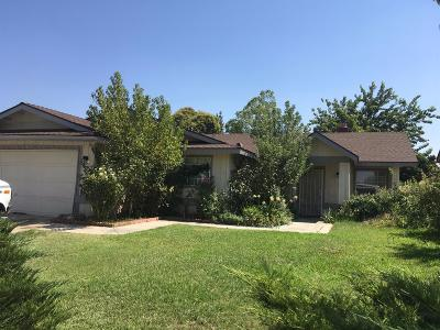 Dinuba Single Family Home For Sale: 1520 E Gerald Avenue