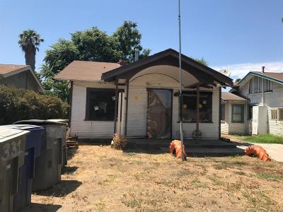 Fresno County Single Family Home For Sale: 331 N Delno Avenue