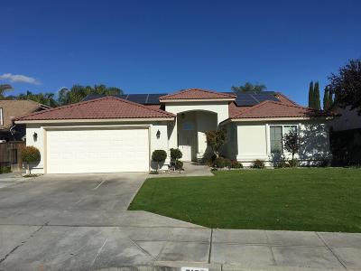 Madera Single Family Home For Sale: 2197 W Park Drive
