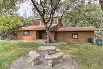Ahwahnee Single Family Home For Sale: 5179 Worman Road