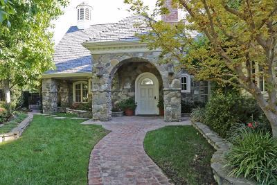 Single Family Home For Sale: 2733 W Lake Van Ness Circle