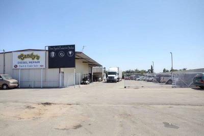 Dinuba Commercial For Sale: 2010 E El Monte Way