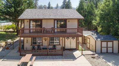 Oakhurst Single Family Home For Sale: 38360 Mountain Lakes Road