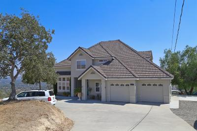 Coarsegold Single Family Home For Sale: 40868 Lilley Mountain Drive