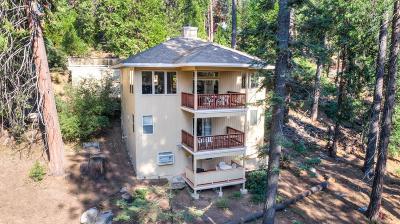 Mariposa County Single Family Home For Sale: 7229 Yosemite Park Way