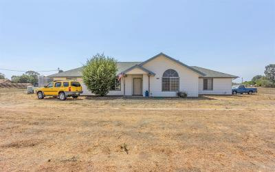 Madera Single Family Home For Sale: 37608 Verde Avenue