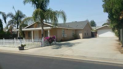 Clovis Single Family Home For Sale: 1619 W 4th Street