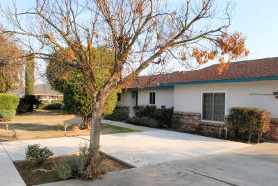 Madera Single Family Home For Sale: 11975 Trieste Drive
