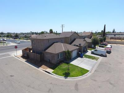Madera Condo/Townhouse For Sale: 1917 Meadow Lark Way
