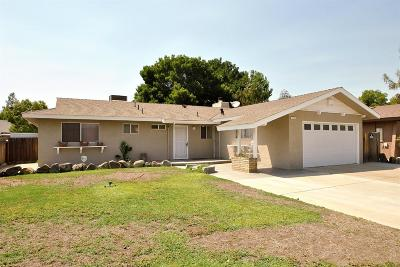 Madera Single Family Home For Sale: 1512 Noreen Way