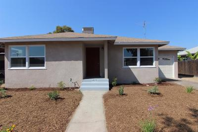 Fresno CA Single Family Home Sold: $149,900