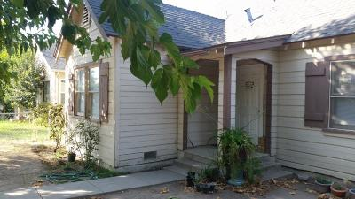 Madera Single Family Home For Sale: 621 N H Street