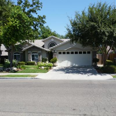 Kerman Single Family Home For Sale: 390 S Park Avenue