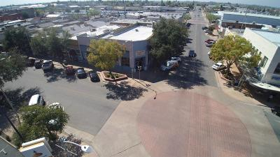 Dinuba Commercial For Sale: 101 S L Street