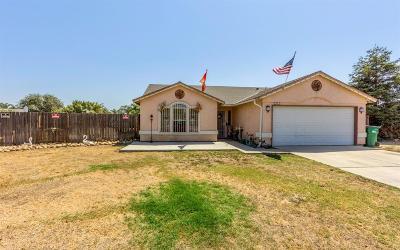 Selma CA Single Family Home For Sale: $205,000