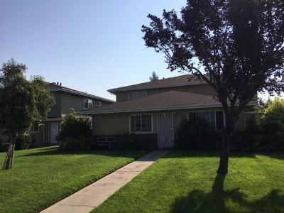 Clovis Condo/Townhouse For Sale: 2247 Sylmar Avenue #1