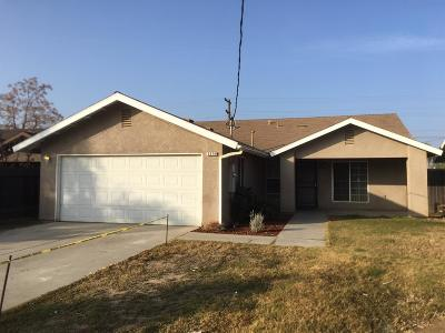 Sanger Single Family Home For Sale: 3079 Orchid Avenue