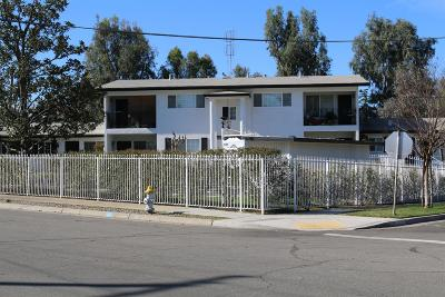 Clovis, Fresno, Sanger Multi Family Home For Sale: 3211 N Wishon Avenue