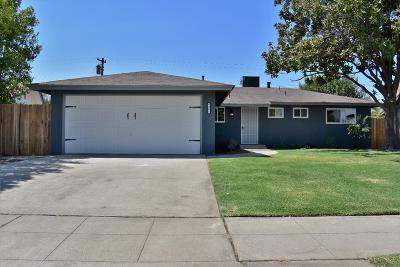Fresno CA Single Family Home Sold: $219,900