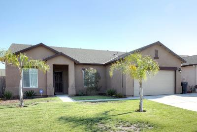 Dinuba Single Family Home For Sale: 1378 El Paso Avenue