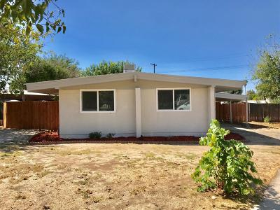 Madera Single Family Home For Sale: 1226 Austin Street