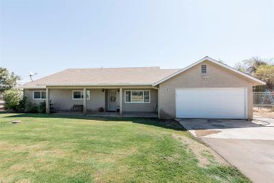 Sanger CA Single Family Home For Sale: $380,000