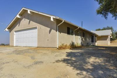 Coarsegold Single Family Home For Sale: 33060 Robinhood Drive