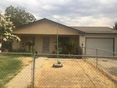 Madera Single Family Home For Sale: 1104 Clinton Street