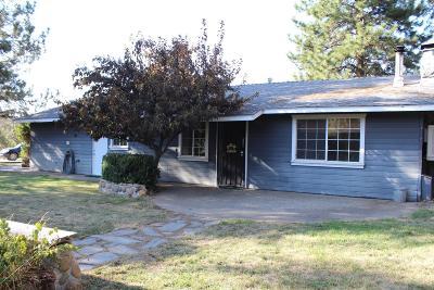 Oakhurst CA Single Family Home For Sale: $234,500