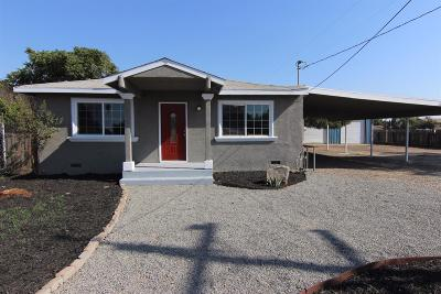 Chowchilla CA Single Family Home Sold: $149,900
