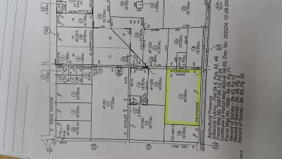 Fresno County Farm For Sale: 11150 E California Avenue