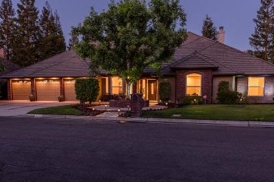 Fresno Single Family Home For Sale: 10170 N Quail Run Drive