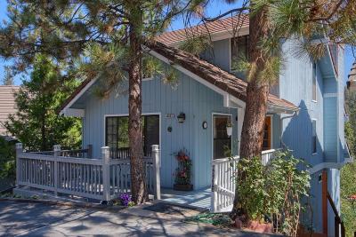 Bass Lake Single Family Home For Sale: 40603 Saddleback Road