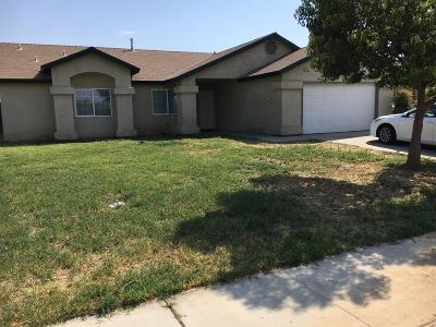 Sanger Single Family Home For Sale: 869 Geary Avenue