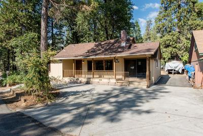 Bass Lake Single Family Home For Sale: 39351 Blue Jay Drive Drive