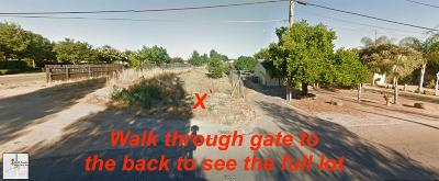 Selma CA Residential Lots & Land For Sale: $64,950