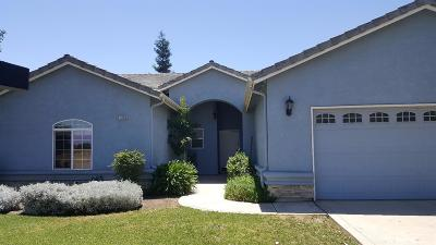 Kingsburg CA Single Family Home For Sale: $334,900