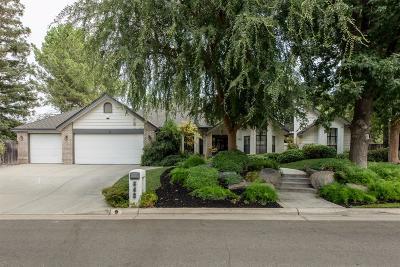 Fresno Single Family Home For Sale: 842 E Whitedove Lane
