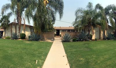 Reedley Multi Family Home For Sale: 584 E Manning Avenue