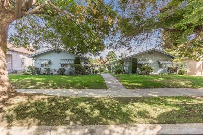 Clovis, Fresno, Sanger Multi Family Home For Sale: 910 O Street