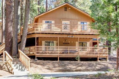 Mariposa County Single Family Home For Sale: 7185 Yosemite Park Way