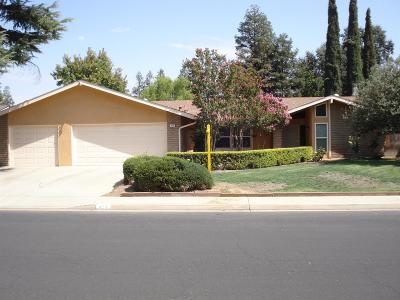 Clovis Single Family Home For Sale: 429 Burgan Avenue