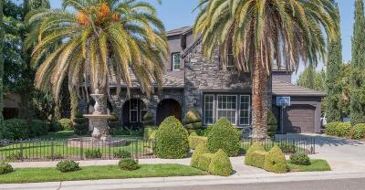 Clovis Single Family Home For Sale: 3171 Serena Avenue