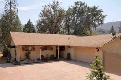Oakhurst Single Family Home For Sale: 40424 Griffin Drive
