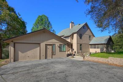 Oakhurst CA Single Family Home For Sale: $344,500
