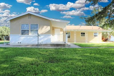 Kerman CA Single Family Home For Sale: $269,950