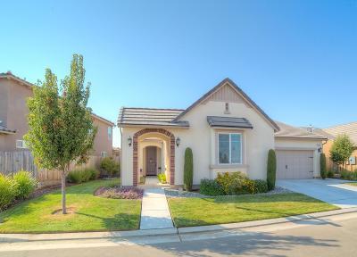 Clovis Single Family Home For Sale: 4223 Chessa Lane