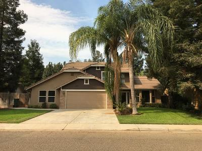 Reedley Single Family Home For Sale: 195 N Kings Drive